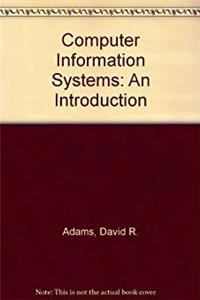 Download Computer Information Systems: An Introduction epub