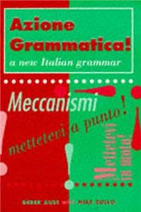 Download Azione Grammatica! (A Level grammar) (Italian and English Edition) epub
