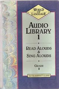 World of Language Audio Library 1 Grade 2 (Read Alouds and Sing Alongs) (Audio C
