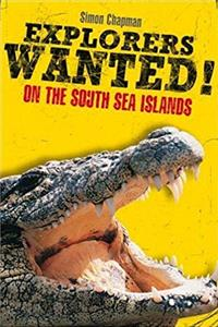 Download Explorers Wanted!: On the South Sea Islands epub