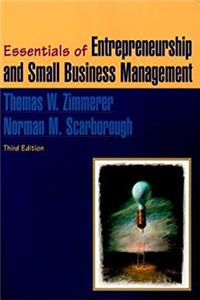 Essentials of Entrepreneurship and Small Business Management (3rd Edition)