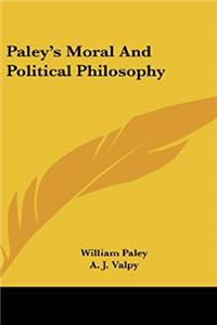 Download Paley's Moral And Political Philosophy epub