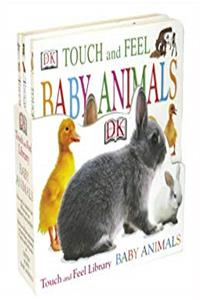Baby Animals Library (Touch & Feel)