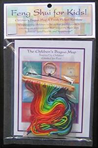 Feng Shui for Kids/Bagua Map and Fresh Picked Rainbow Gift Set (Indigo Dreams)