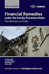 Download Financial Remedies Under the Family Procedure Rules 2011: The @eGlance Guide epub