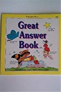 Download Great Answer Book (I Wonder Why Series) epub