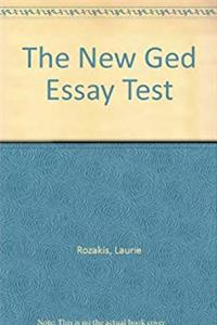 Download The New Ged Essay Test epub
