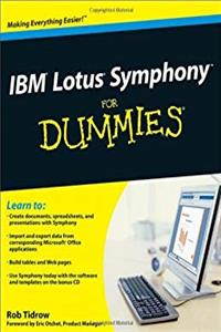IBM Lotus Symphony For Dummies