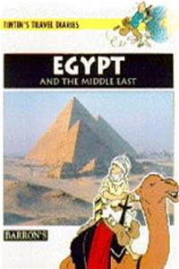 Egypt and the Middle East (Tintin's Travel Diaries)