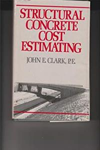 Structural concrete cost estimating