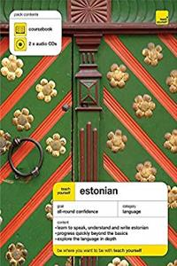 Teach Yourself Estonian Book/Double CD Pack (Teach Yourself Complete Courses)