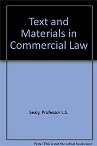 Download Text and Materials in Commercial Law epub