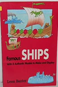 Download Famous Ships: A Quick History of Ships With 8 Authentic Models to Make and Display epub