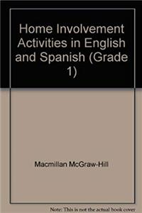 Home Involvement Activities in English and Spanish (Grade 1)
