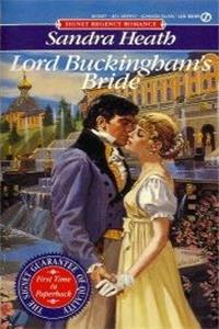 Lord Buckingham's Bride (Signet Regency Romance)
