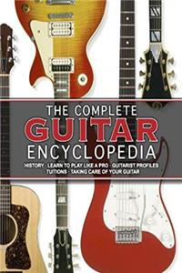 Guitar - The Complete Encyclopedia