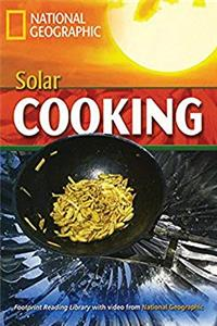Solar Cooking: Footprint Reading Library 4 (Footprint Reading Library: Level 4)