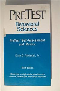 Download Behavioral Sciences: Pretest Self-Assessment and Review (Pretest Series) epub