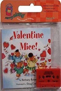 Valentine Mice! Book & Cassette (Carry Along Book & Cassette Favorites)