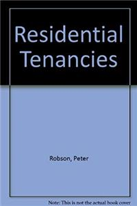 Download Residential Tenancies epub