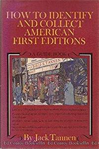 How to Identify and Collect American First Editions