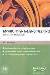 Environmental Engineering FE/EIT Exam Prep (FE/EIT Exam Preparation)