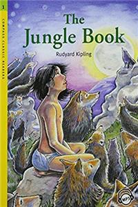 Compass Classic Readers: The Jungle Book (Level 1 with Audio CD)