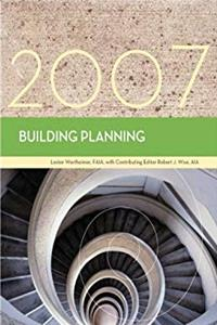 Download Building Planning, 2007 Edition epub